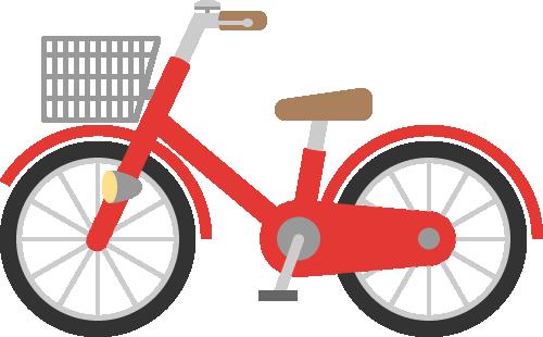 自転車のイラスト 無料フリーイラスト素材集frame Illust