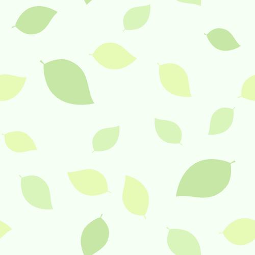 新緑・若葉のグリーン背景イラスト(黄緑)