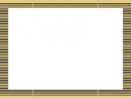 簾(すだれ)のフレーム飾り枠イラスト<長方形>