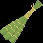 粽(ちまき)のイラスト素材【こどもの日・端午の節句】