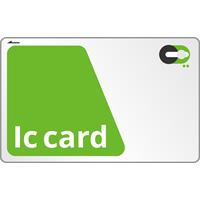 [suica風]電子マネー(ICカード)のイラスト