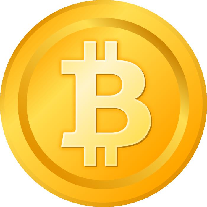 ビットコインのイラスト画像 | 無料フリーイラスト素材集【Frame illust】