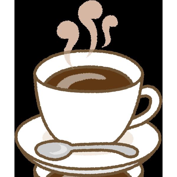 珈琲コーヒーのイラスト 無料フリーイラスト素材集frame Illust