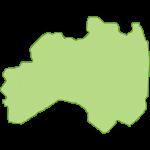 【日本地図】福島県の地図イラスト
