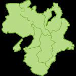 【日本地図】近畿地方の地図のイラスト