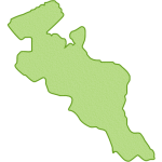 【日本地図】京都府の地図イラスト