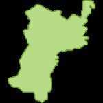 【日本地図】宮城県の地図イラスト