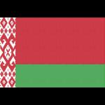 ベラルーシの国旗イラストフリー素材