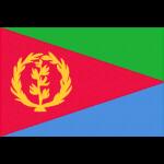 エリトリアの国旗イラストフリー素材