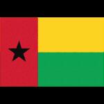ギニアビサウの国旗イラストフリー素材